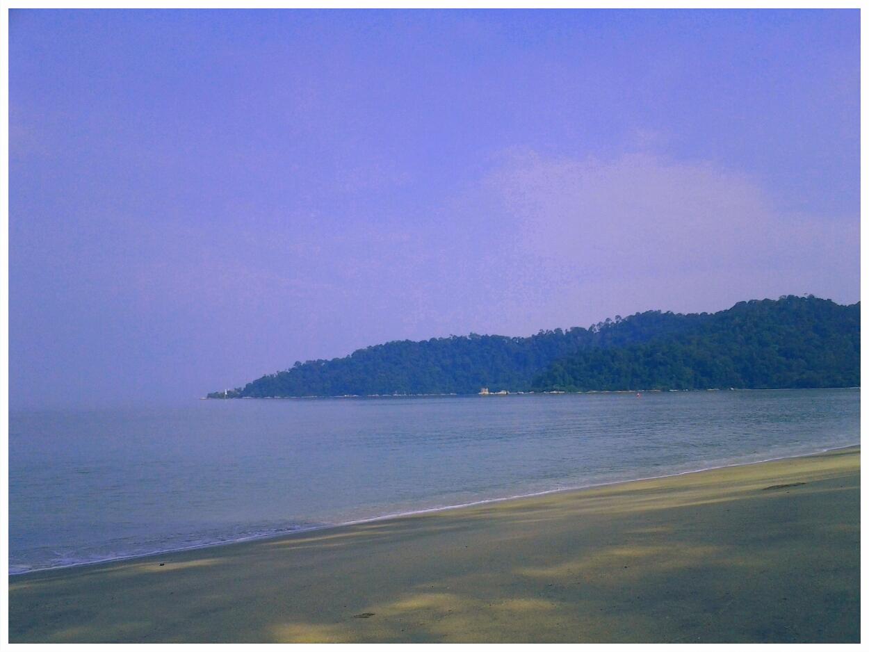 SEsegar laut TelukSenangin,,