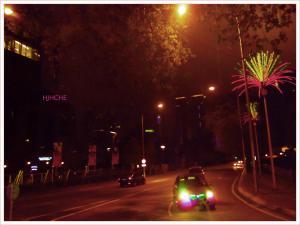Perjalanan malam itu