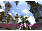 sesuci kubah masjid,,