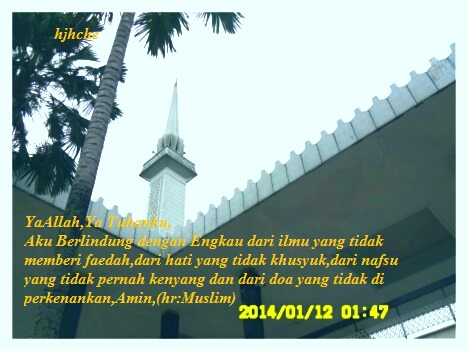 Masjid negara KualaLumpur