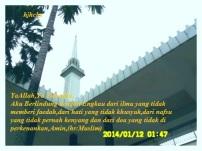 Doa kehidupan dunia
