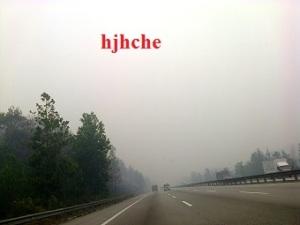 jalanan jerebu di dunia,, gambar hjhche