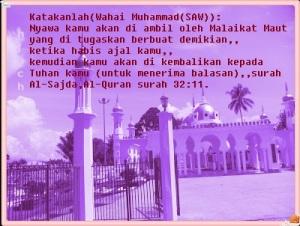 Makan kerabat Sultan Perak itu