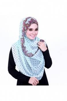 riana ,tudung shawl