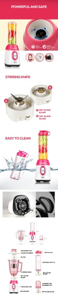 aksesori blender jenama(brand) Ebeno