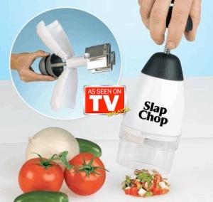 Slap Chop ,pemcincang segera paling cepat?