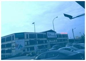Epilog di jalanan sekitar Rawang Selangor 2015