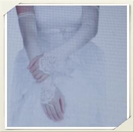 evening wedding dress bridalgloves