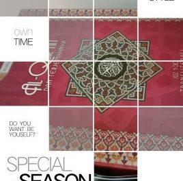 Quran,teman setia,